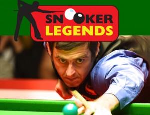 Snooker Legends Tour Dates