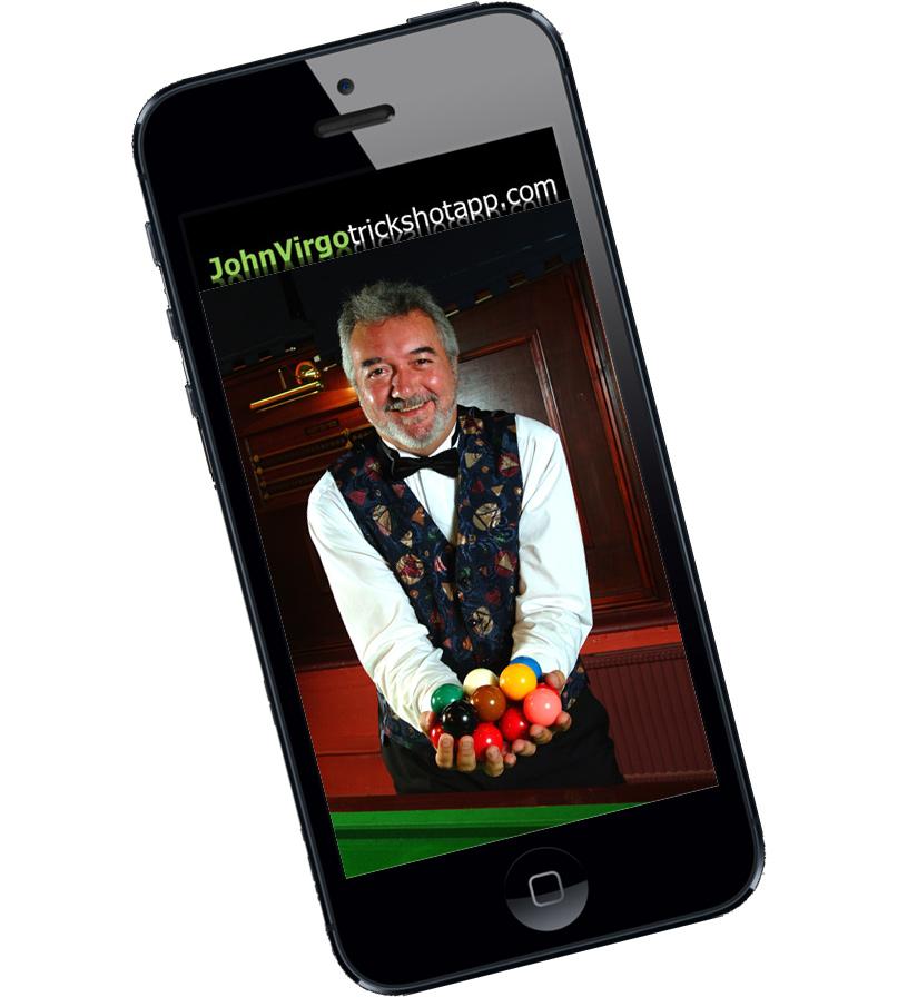 Download John Virgo Snooker Trick Shot App
