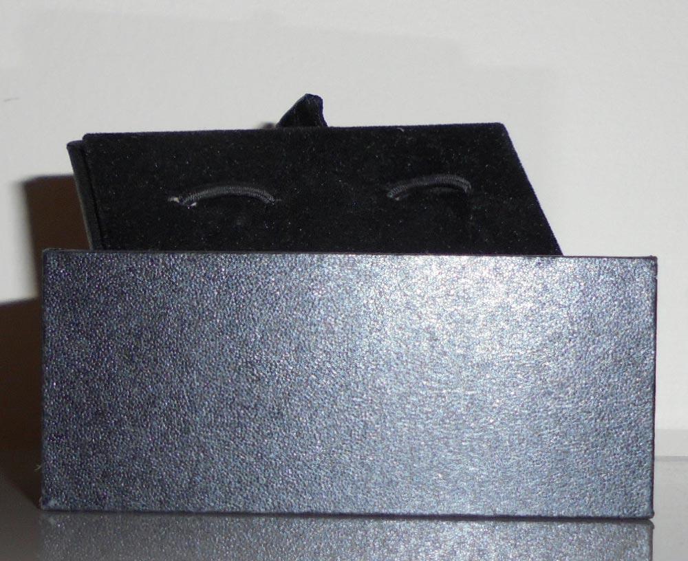 Snooker cufflink box